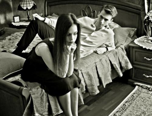 Trudności na poziomie zachowań wpływające na możliwości  utrzymania satysfakcji ze związku.