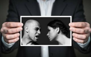 Poznawczo behawioralny model pracy z parą