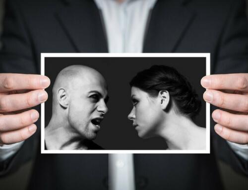 Poznawczo behawioralny model pracy z parą.